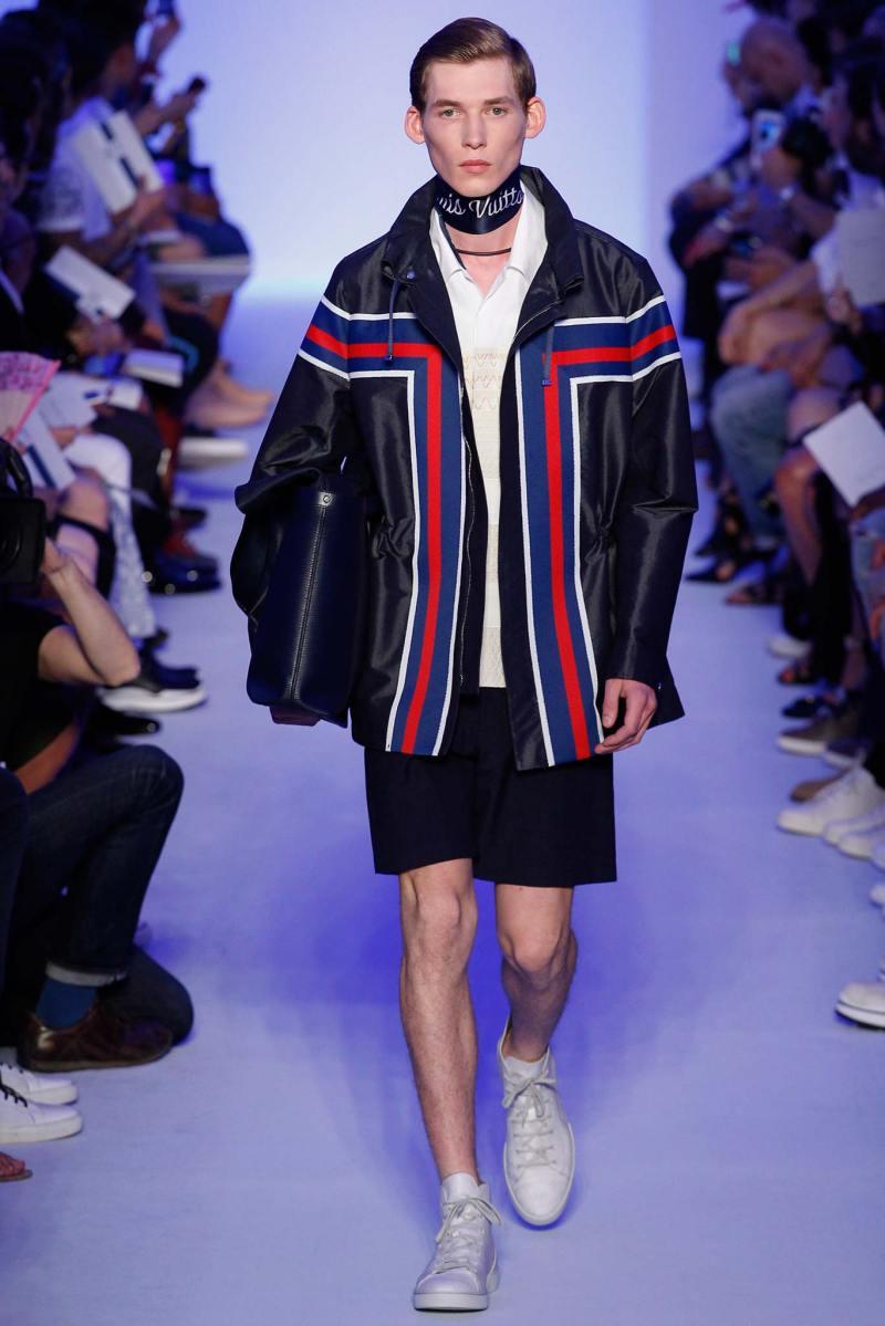 Louis Vuitton Menswear SS 2016 Paris (15)