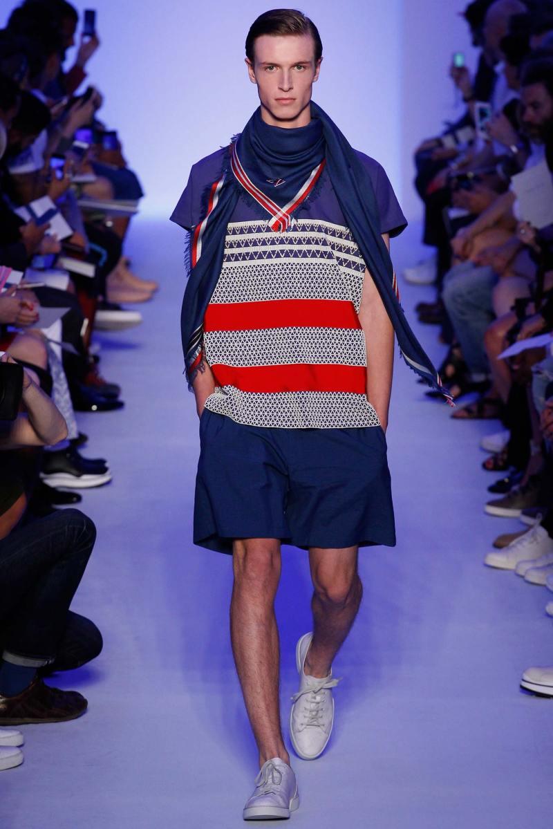 Louis Vuitton Menswear SS 2016 Paris (17)