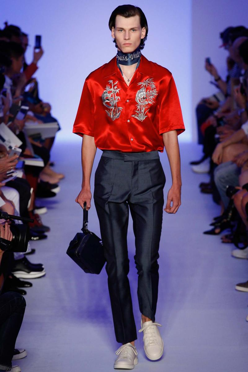 Louis Vuitton Menswear SS 2016 Paris (2)