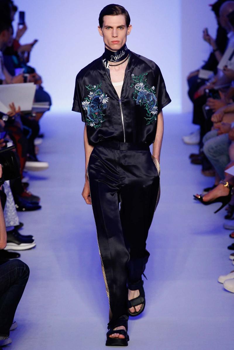 Louis Vuitton Menswear SS 2016 Paris (28)