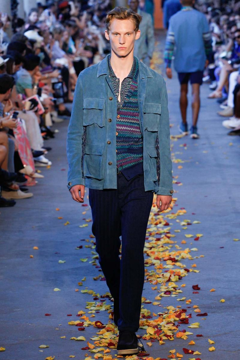 Missoni Menswear SS 2016 Milan (15)