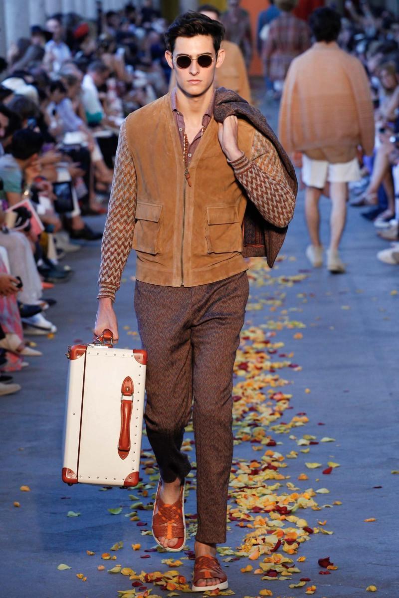Missoni Menswear SS 2016 Milan (21)