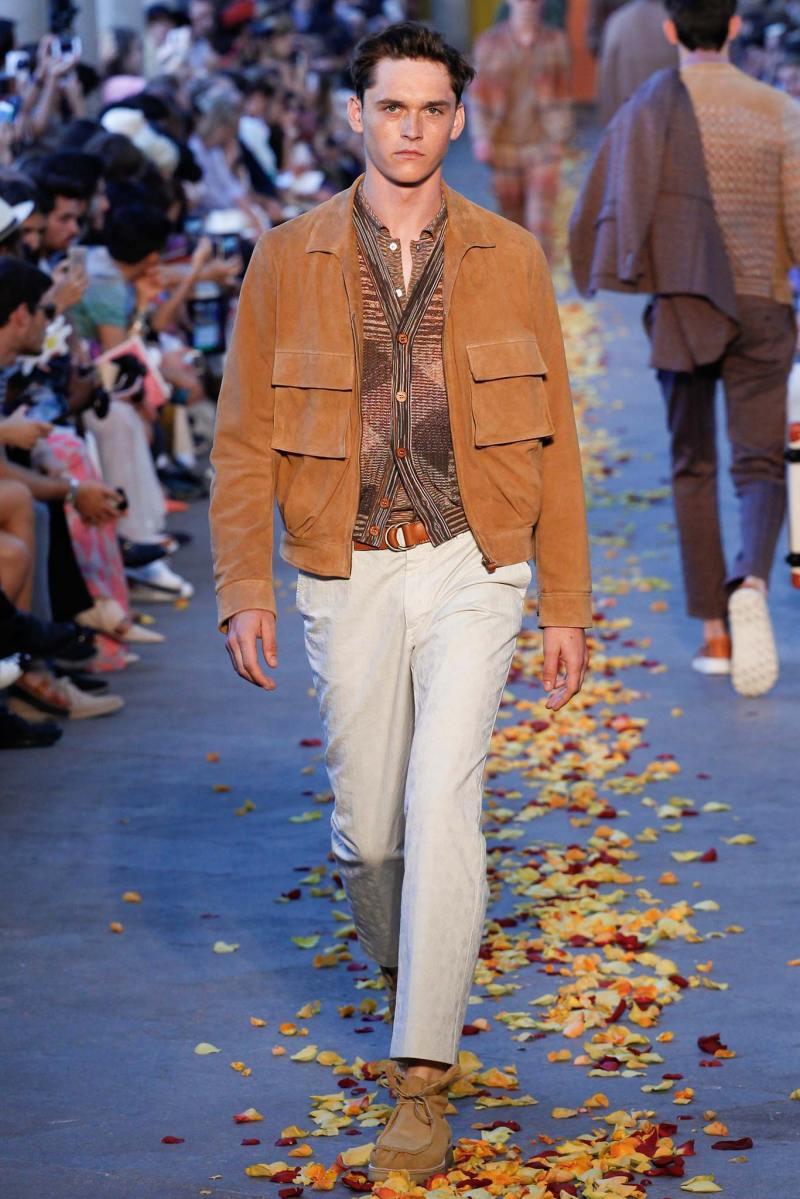 Missoni Menswear SS 2016 Milan (22)