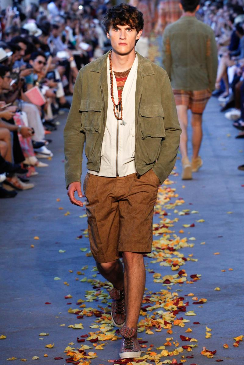 Missoni Menswear SS 2016 Milan (25)