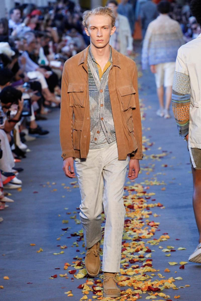 Missoni Menswear SS 2016 Milan (6)
