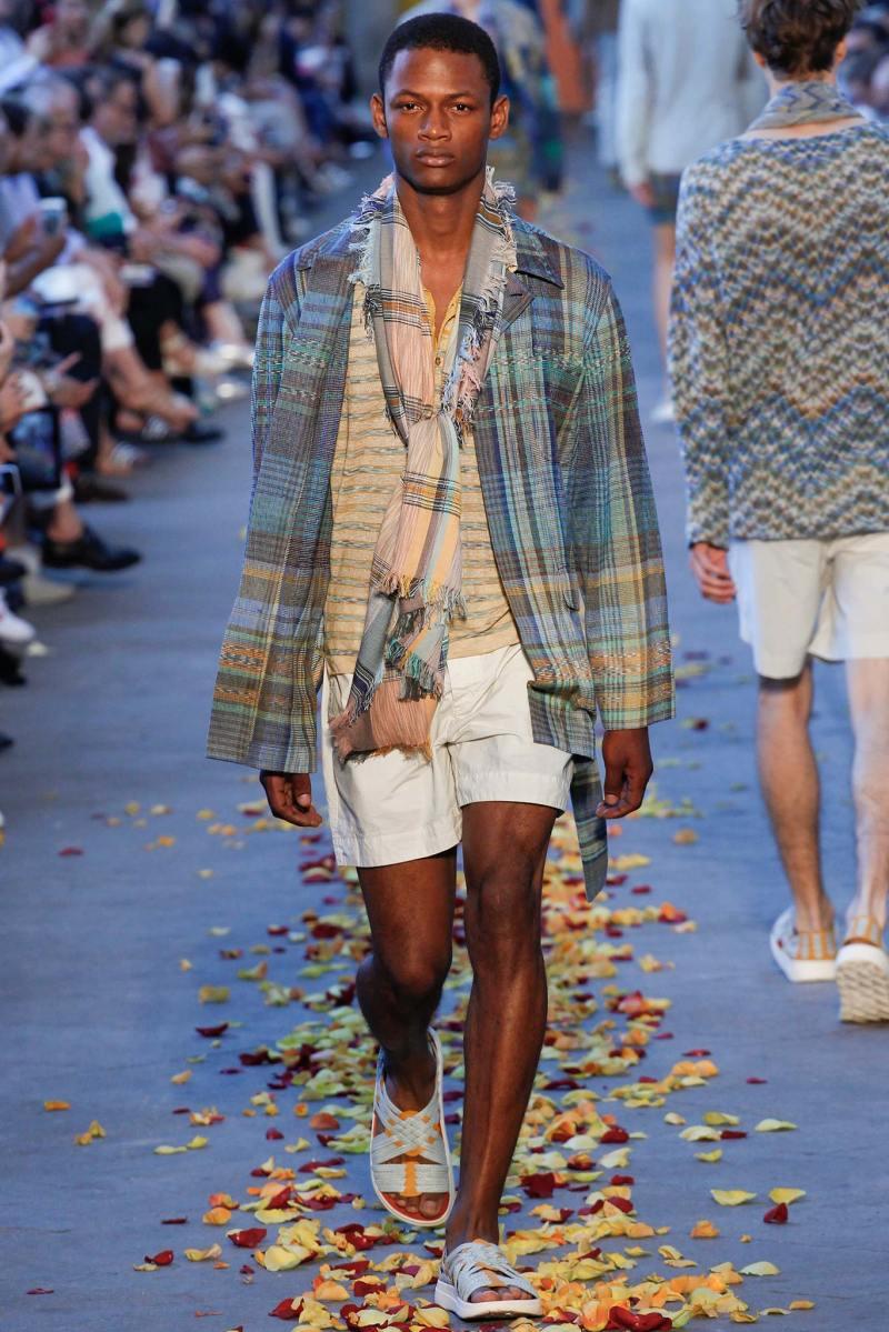 Missoni Menswear SS 2016 Milan (9)