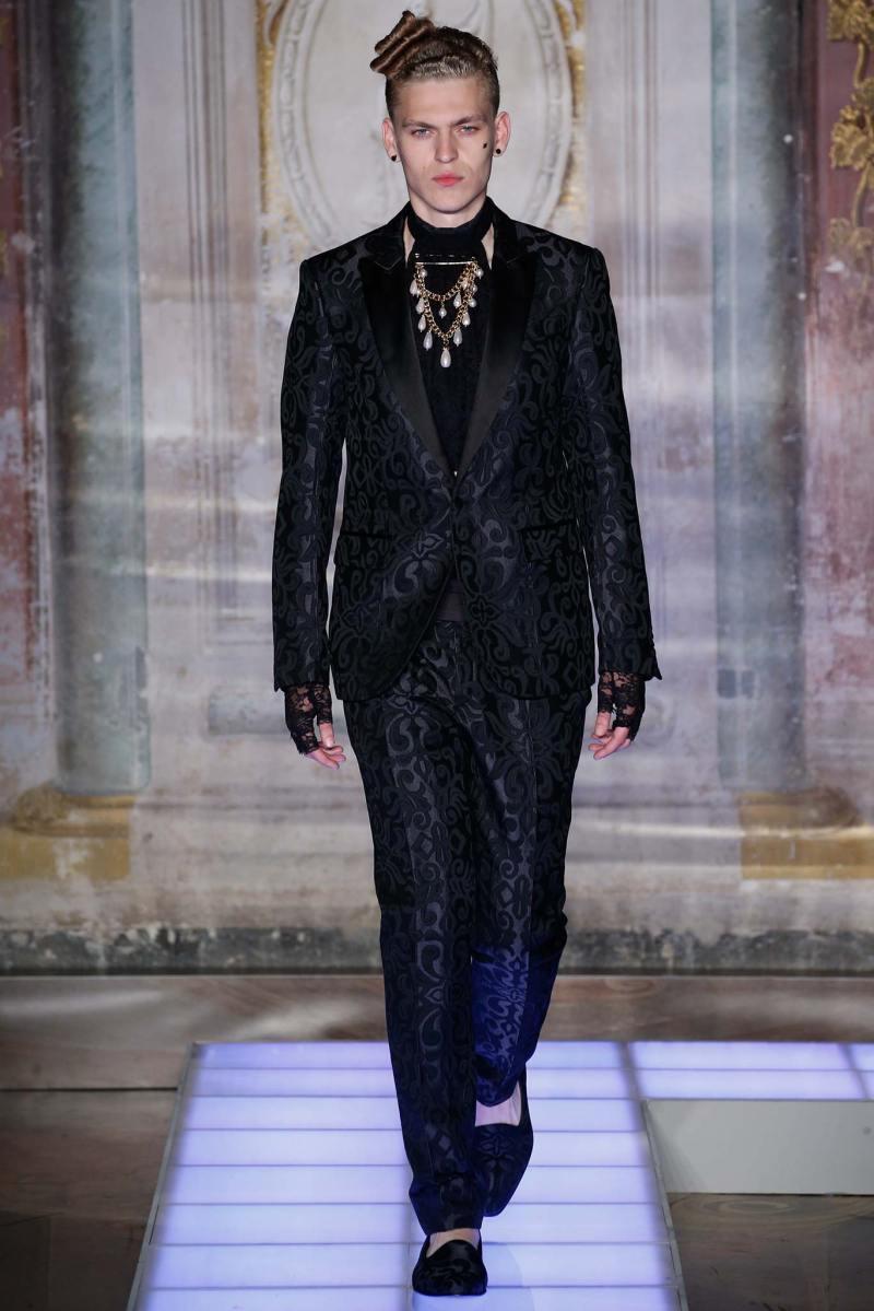 Moschino Menswear SS 2016 (12)