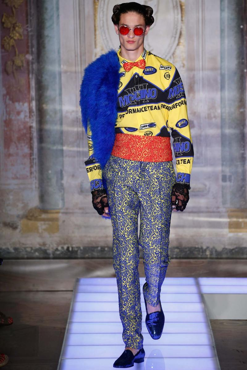 Moschino Menswear SS 2016 (31)