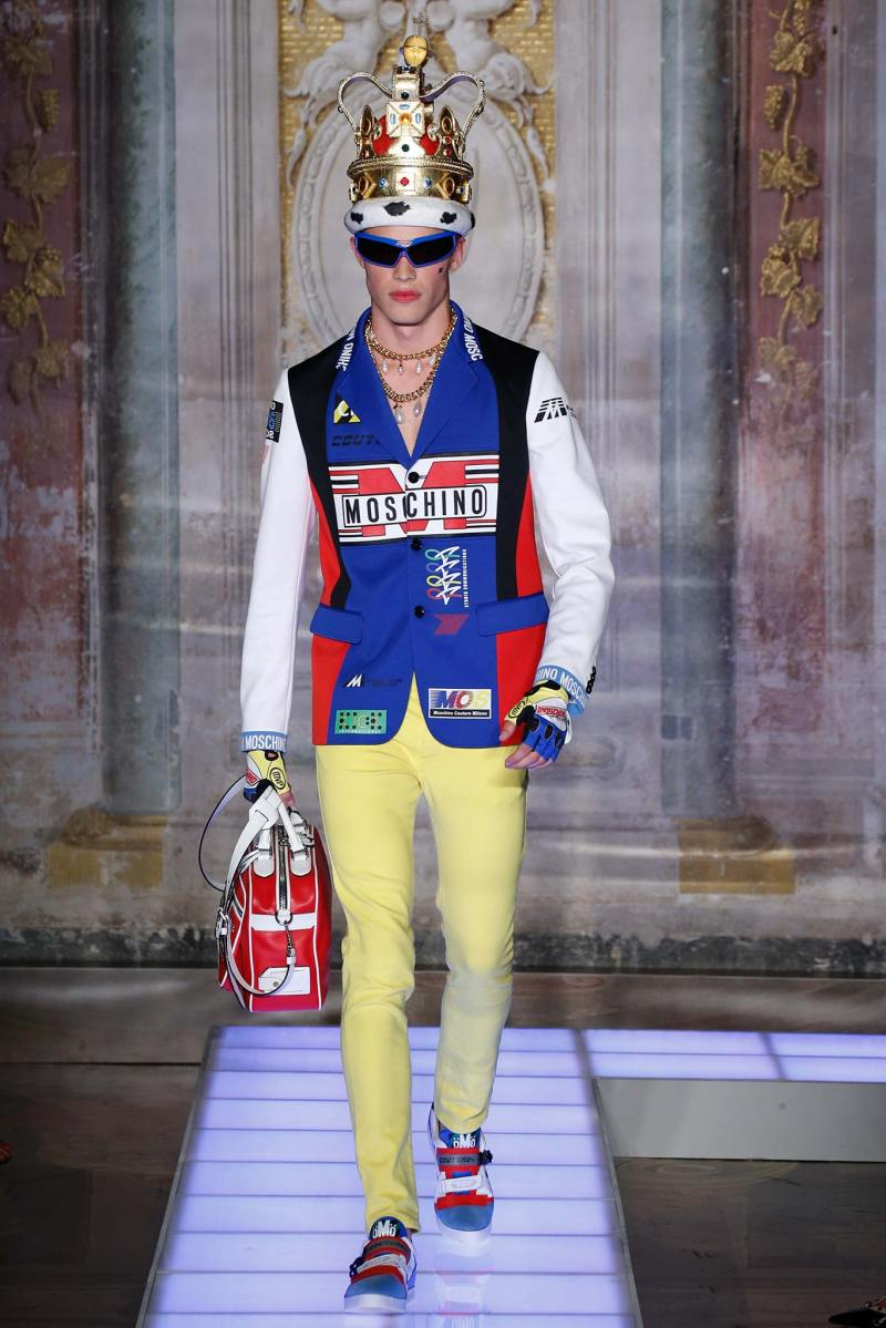 Moschino Menswear SS 2016 (7)