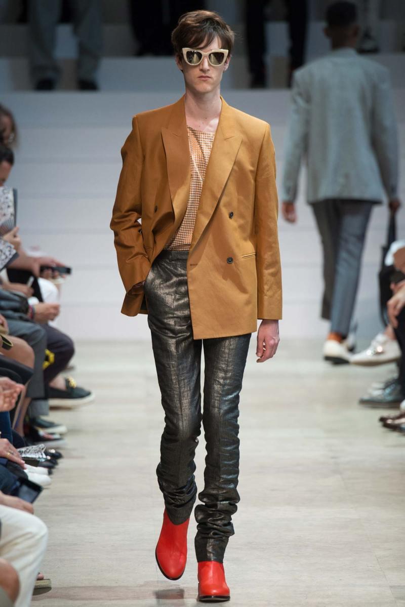 Paul Smith Menswear SS 2016 Paris (13)