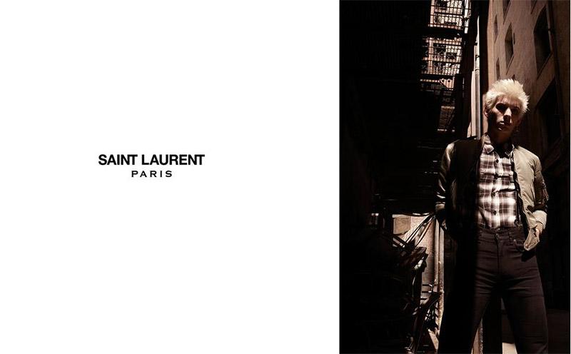 Saint Laurent FW 2015 Print Campaign (4)