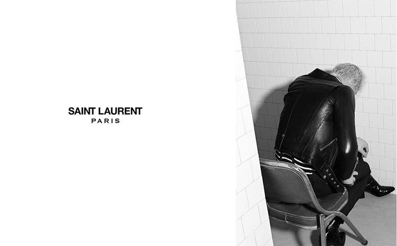 Saint Laurent FW 2015 Print Campaign (5)