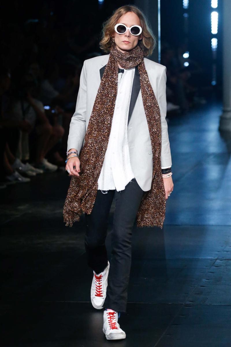 Saint Laurent Menswear SS 2016 Paris (18)