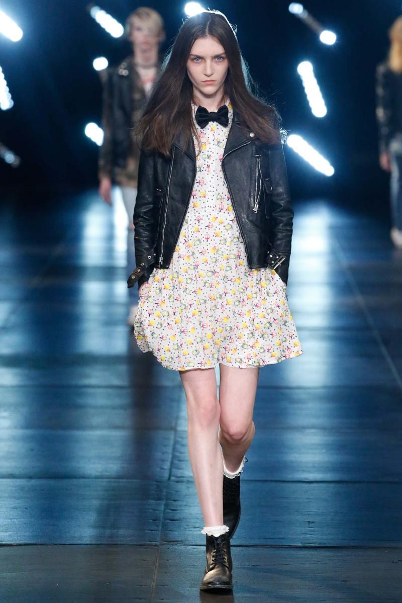 Saint Laurent Menswear SS 2016 Paris (29)