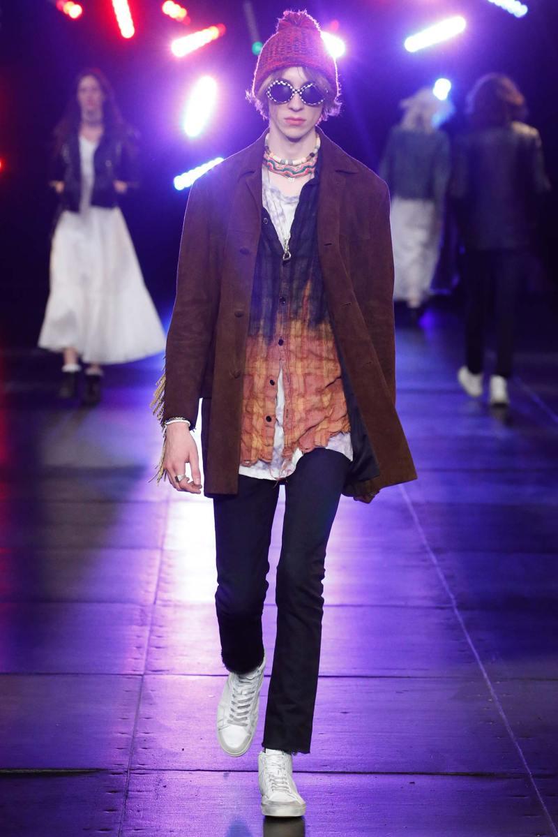 Saint Laurent Menswear SS 2016 Paris (52)