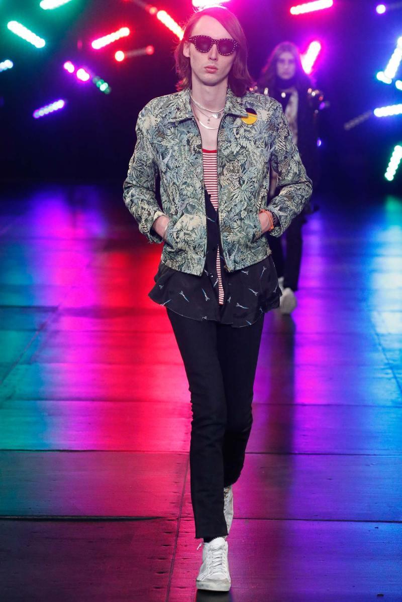 Saint Laurent Menswear SS 2016 Paris (57)