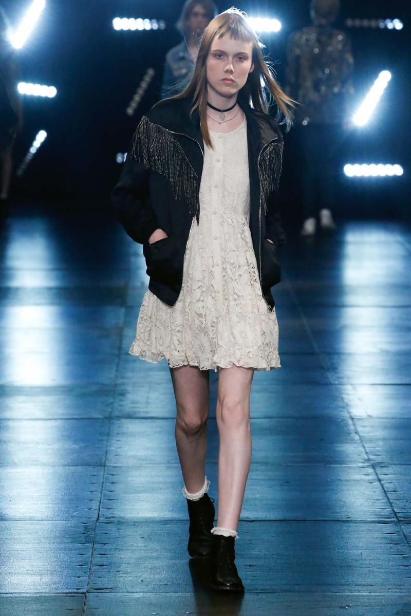 Saint Laurent Menswear SS 2016 Paris (71)