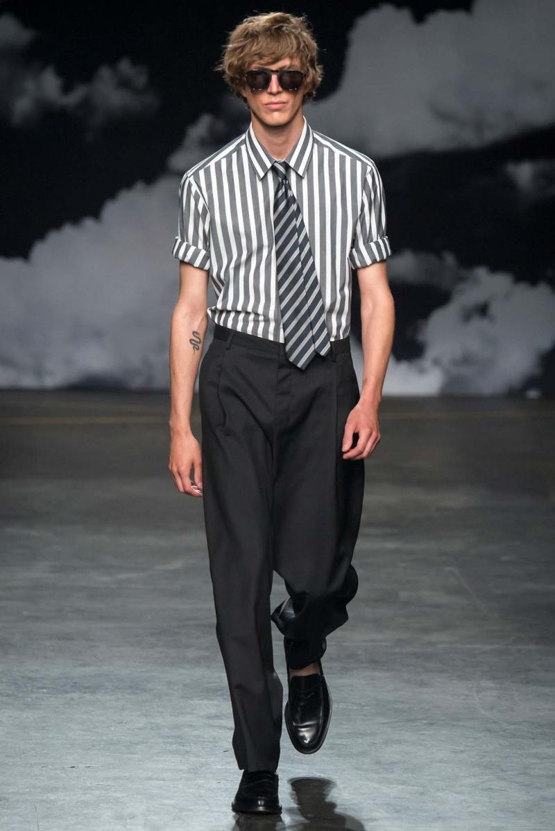 Tiger Of Sweden Menswear SS 2016 London (18)