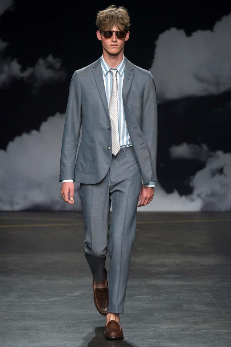 Tiger Of Sweden Menswear SS 2016 London (25)