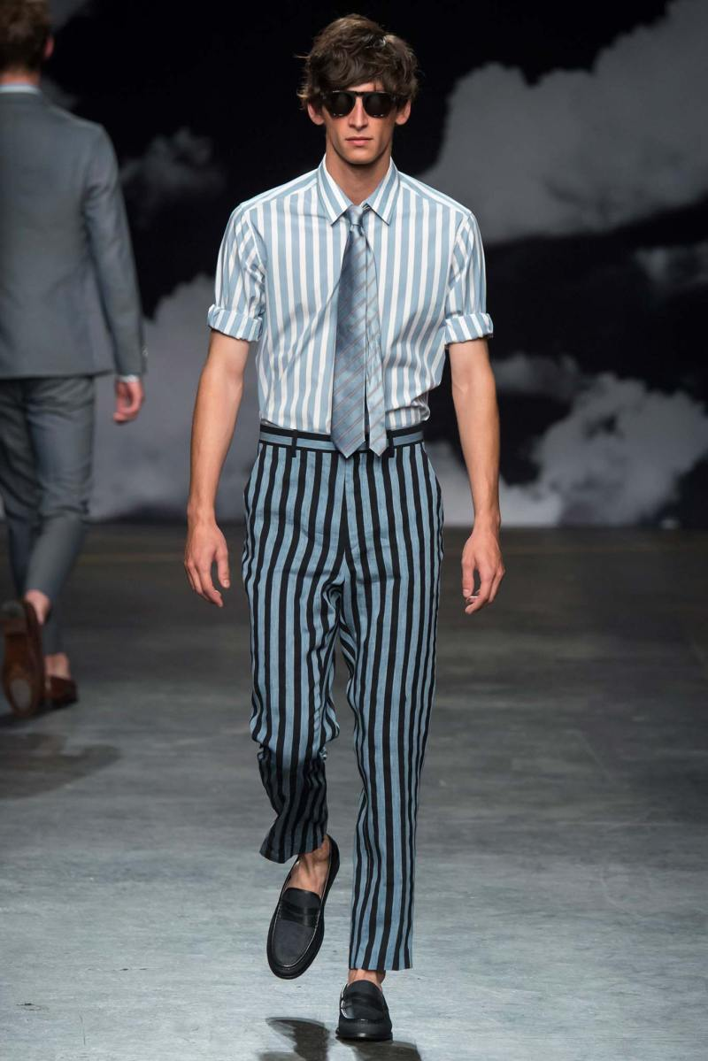 Tiger Of Sweden Menswear SS 2016 London (27)