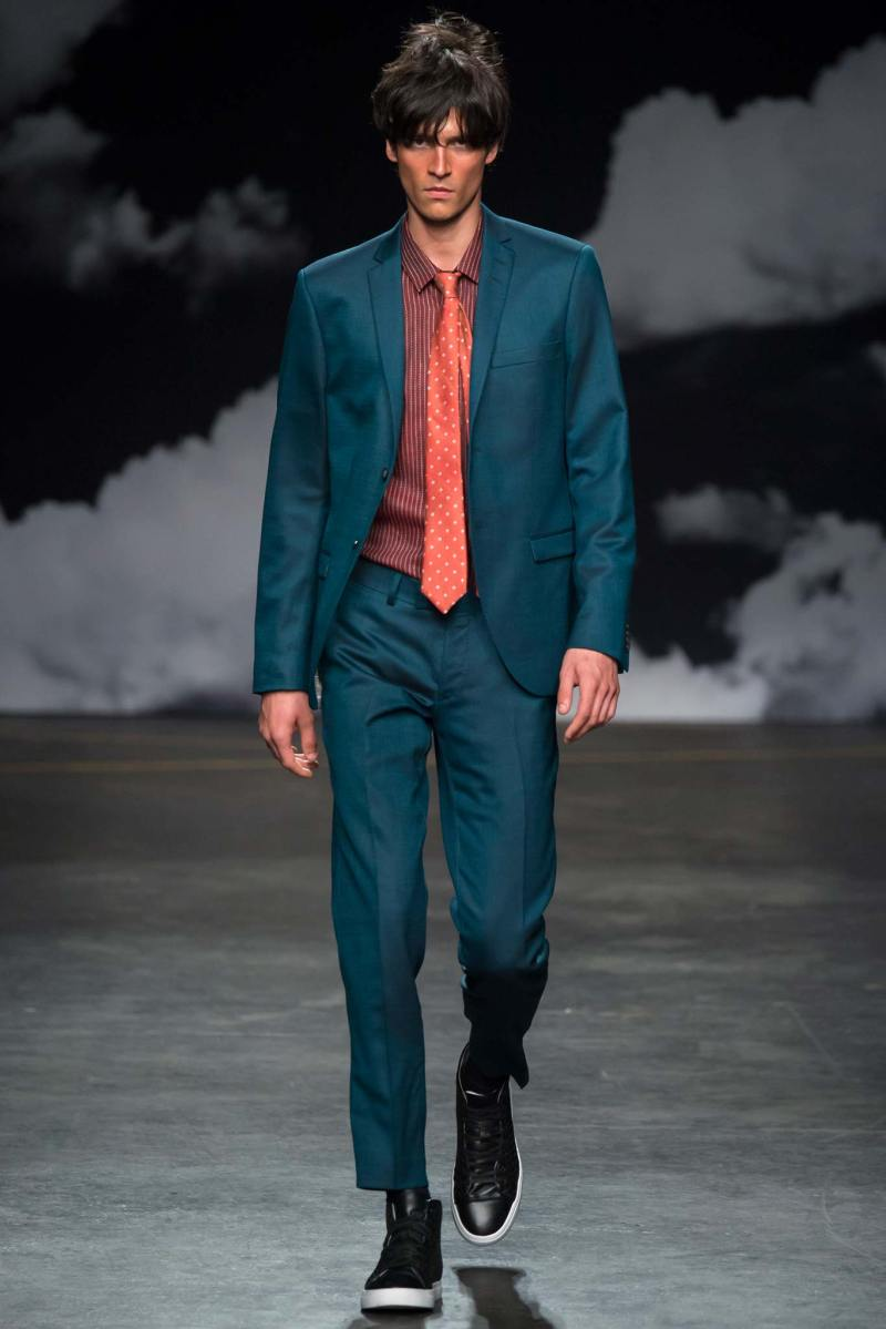 Tiger Of Sweden Menswear SS 2016 London (37)