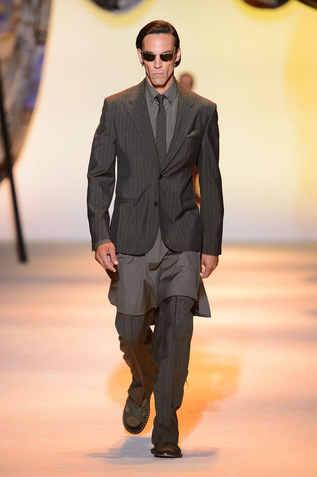 Versace Menswear SS 2016 Milan (1)