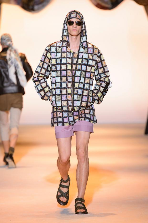 Versace Menswear SS 2016 Milan (11)