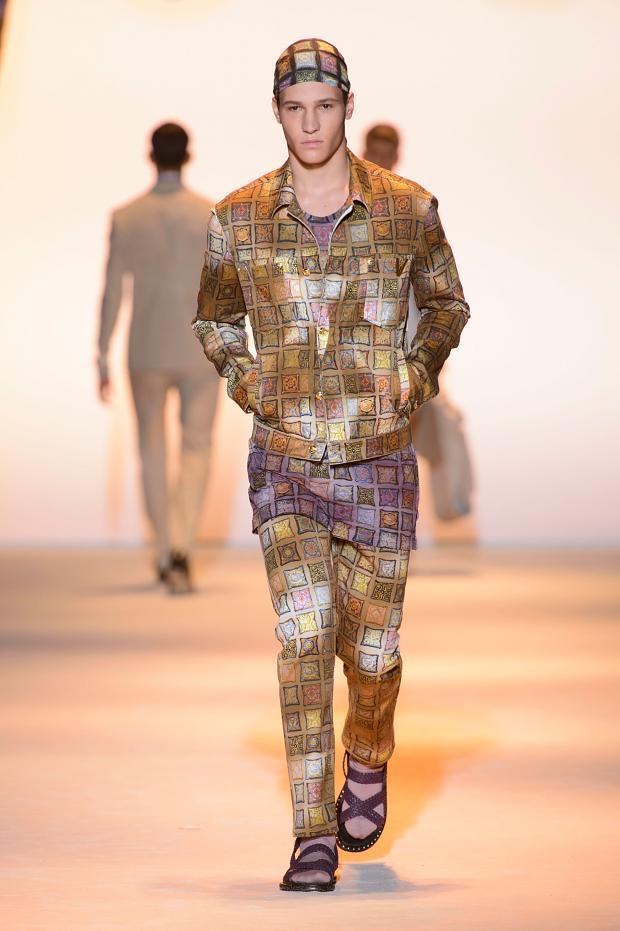 Versace Menswear SS 2016 Milan (14)