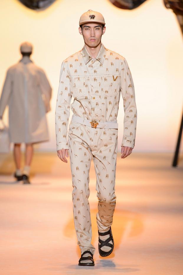 Versace Menswear SS 2016 Milan (18)