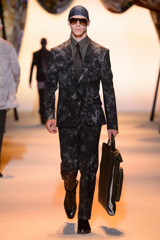 Versace Menswear SS 2016 Milan (26)