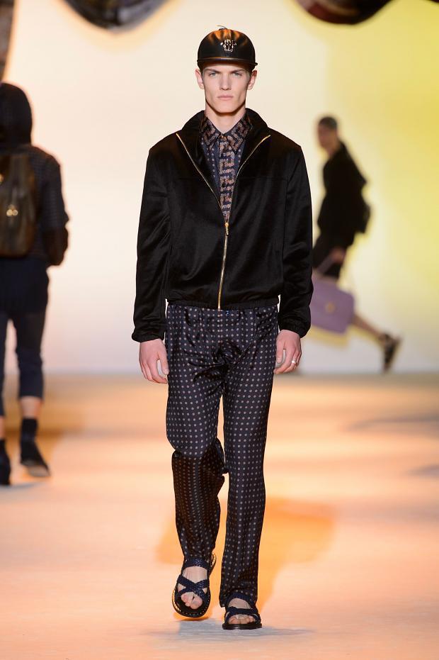 Versace Menswear SS 2016 Milan (37)