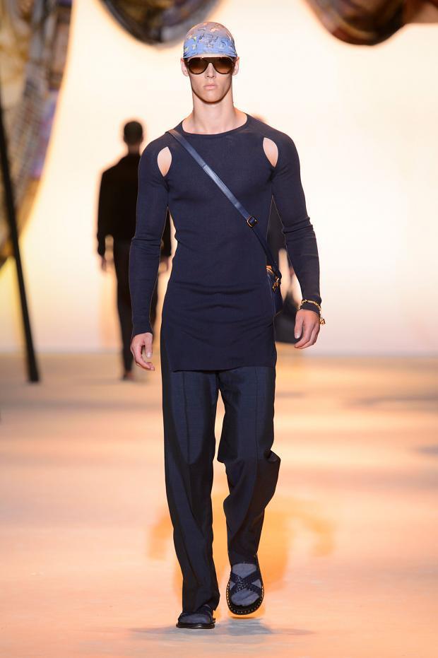 Versace Menswear SS 2016 Milan (39)