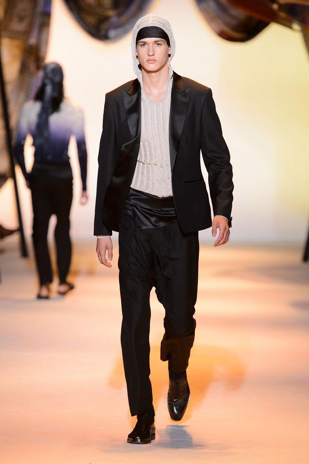 Versace Menswear SS 2016 Milan (44)