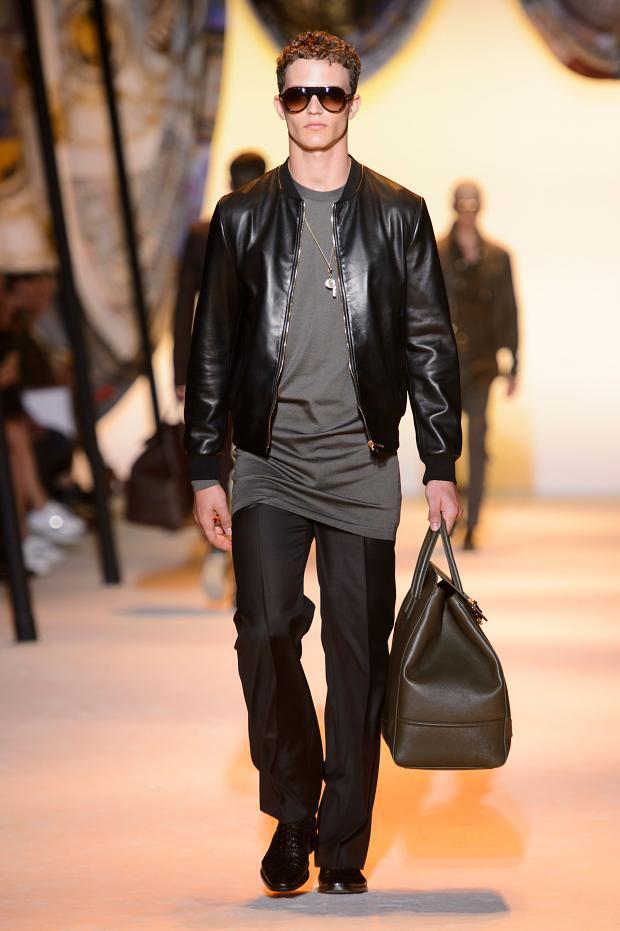 Versace Menswear SS 2016 Milan (7)