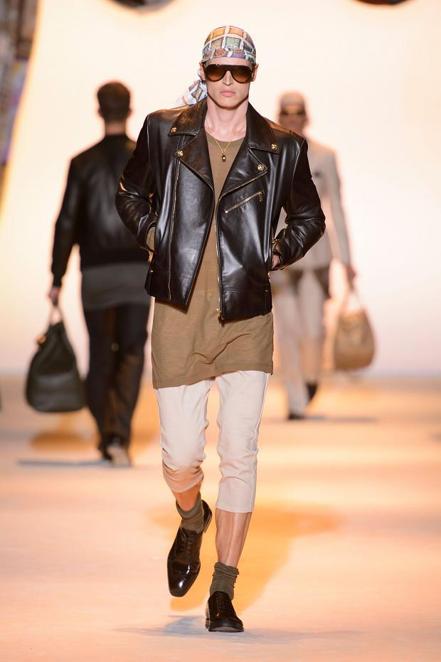 Versace Menswear SS 2016 Milan (9)