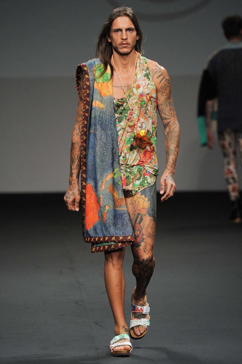 Vivienne Westwood Menswear SS 2016 Milan (11)