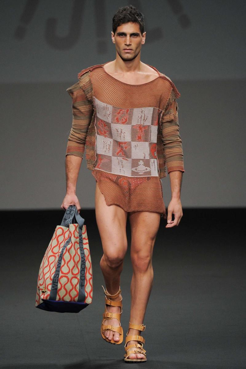 Vivienne Westwood Menswear SS 2016 Milan (2)