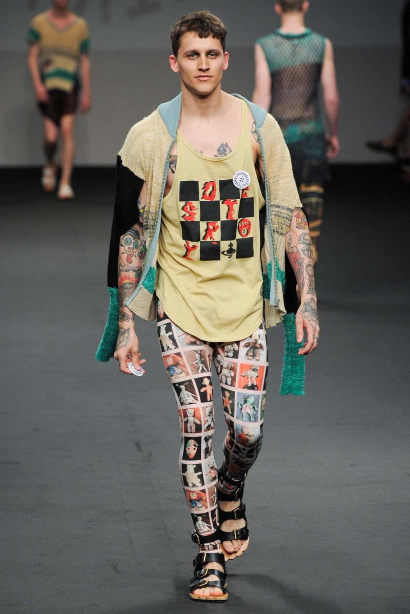 Vivienne Westwood Menswear SS 2016 Milan (9)