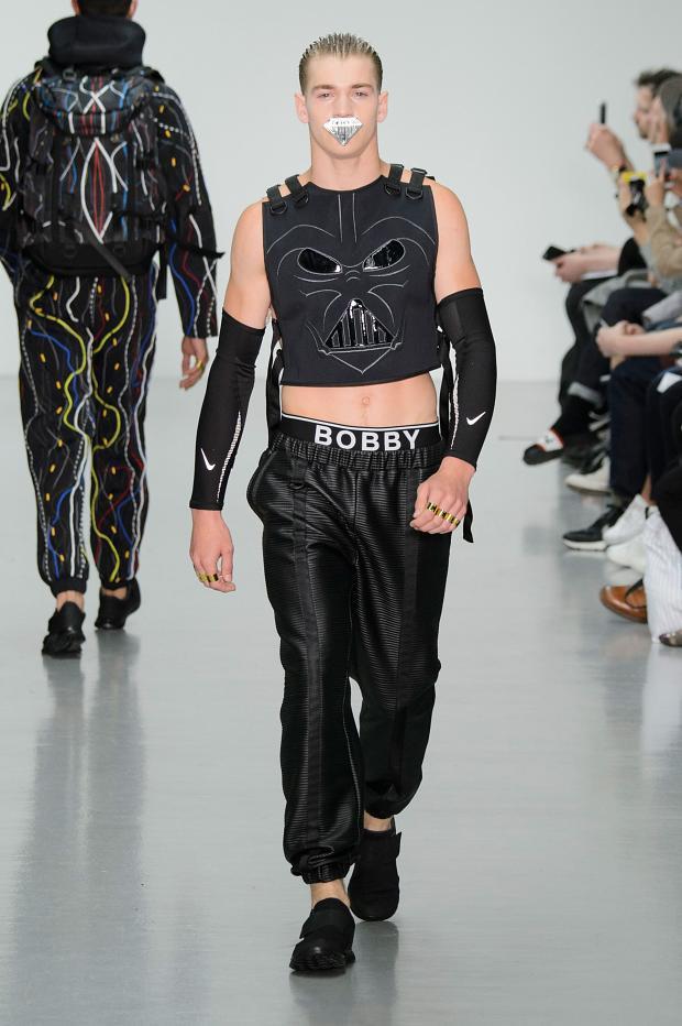 Bobby Abley SS16 Menswear London