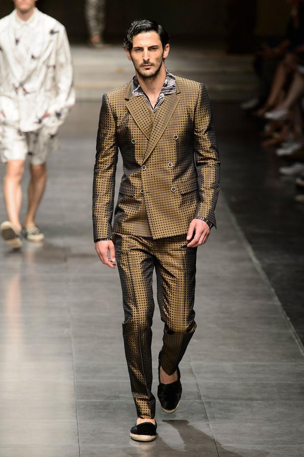 Dolce & Gabbana SS16 Milan