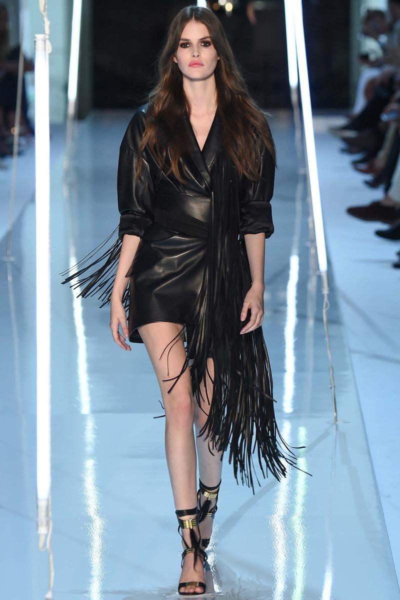 Alexandre Vauthier Haute Couture FW 2015 Paris (1)