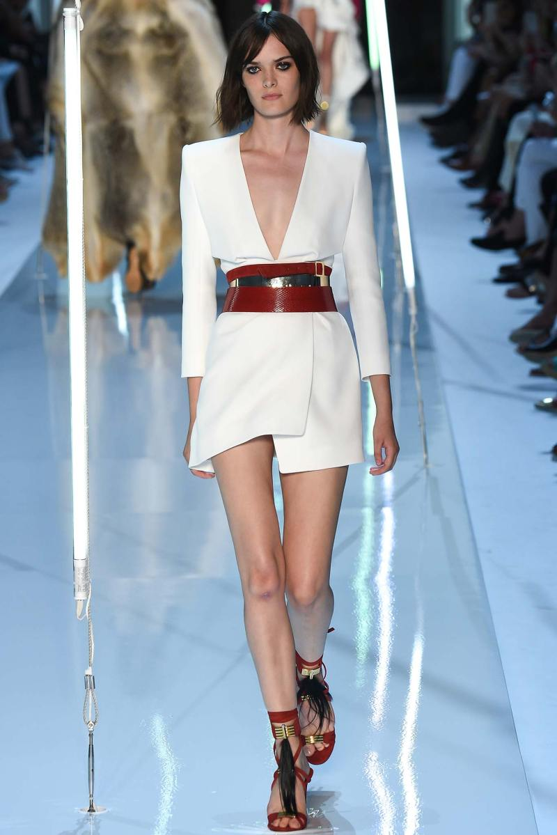 Alexandre Vauthier Haute Couture FW 2015 Paris (14)