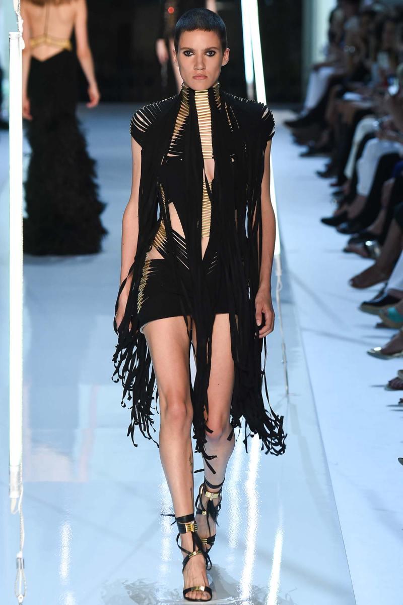 Alexandre Vauthier Haute Couture FW 2015 Paris (28)