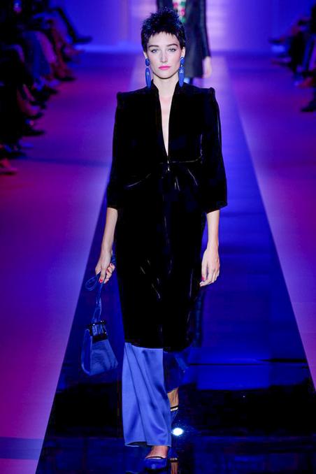 Armani Privé Haute Couture FW 2015 Paris (10)
