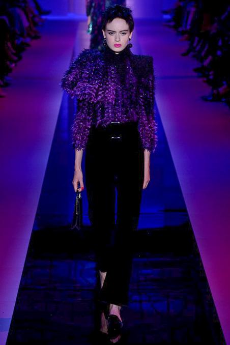Armani Privé Haute Couture FW 2015 Paris (16)