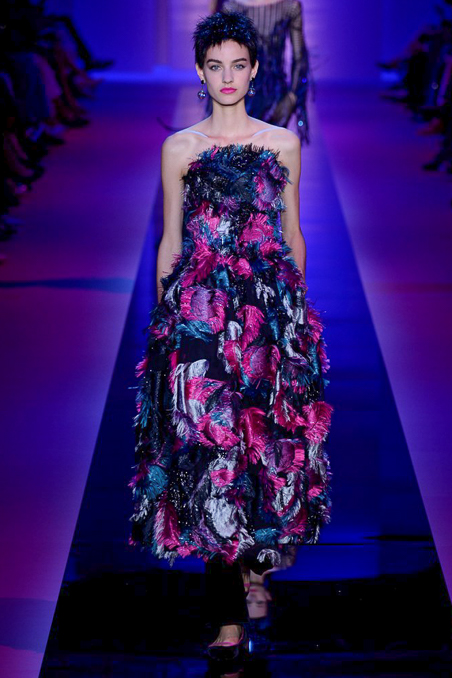 Armani Privé Haute Couture FW 2015 Paris (18)