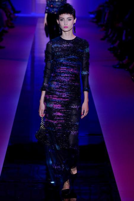 Armani Privé Haute Couture FW 2015 Paris (23)