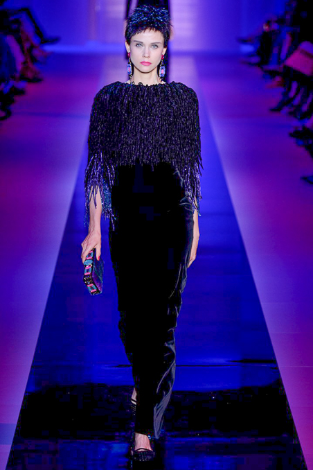 Armani Privé Haute Couture FW 2015 Paris (28)