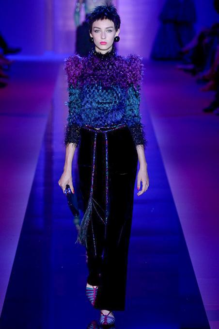 Armani Privé Haute Couture FW 2015 Paris (37)