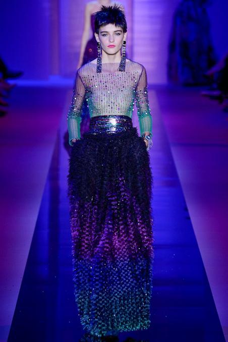 Armani Privé Haute Couture FW 2015 Paris (38)